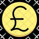 Pound Coin Coin Pound Icon