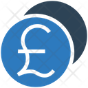 Pound Coin Pound Coin Icon