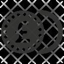 Coin Pound Money Icon