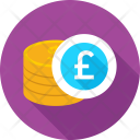 Pound coins Icon