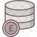 Business Cash Coins Icon