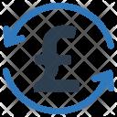 Pound conversion Icon
