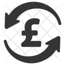 Pound Conversion Exchange Icon