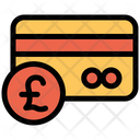 Pound Credit Card Icon