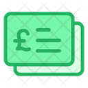 Pound Description Icon