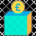 Pound Donation Icon
