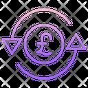 Mpound Exchange Pound Exchange Pound Icon