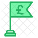 Pound Flag Icon