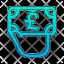 Pound Giving Icon