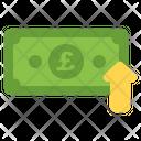 Pound Growth Pound Growth Icon