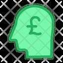 Pound Head Icon