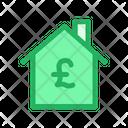 Pound Home Icon