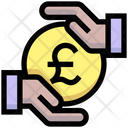 Pound Investment Safe Investment Pound Finance Icon