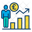 Pound Investor Analysis Icon