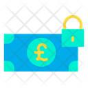 Pound Cash Money Protection Icon