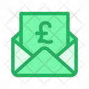 Pound Message Mail Icon