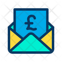 Pound Message Mail Icon