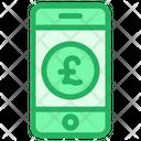 Pound Mobile Icon