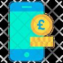 Pound Mobile Banking Icon
