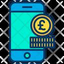 Pound Mobile Mobile Banking Icon
