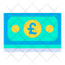 Money Currency Pound Icon