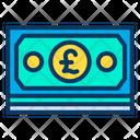 Pound Money Icon