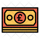 Pound Money Icon