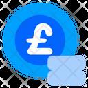 Pound Money Pound Money Icon