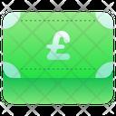 Pound Money Money Pack Pound Icon