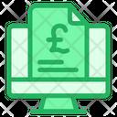 Pound Monitor Icon