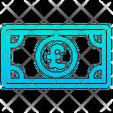 Pound Note Icon
