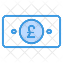 Pound Banknotes Pound Note Pound Icon