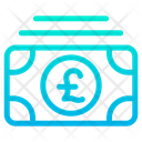 Pound Notes Icon