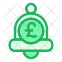 Pound Notification Icon