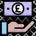 Pound Payment Pound Money Icon