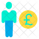 Pound Payment Icon