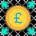 Pound Profit Finance Icon