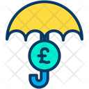 Pound Insurance Investment Icon
