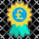 Pound Reward Icon