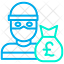 Pound Robber Icon