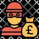 Pound Money Money Bag Icon