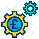 Pound Setting Wheel Icon