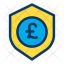 Pound Shield Icon