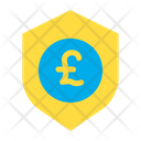 Pound Shield Icon