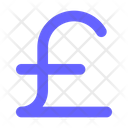 Pound Sign Money Currency Icon