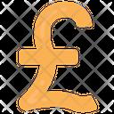 Pound Sign Money Finances Icon