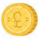 Pound Sterling Icon