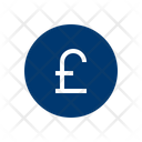 Pound Sterling Exchange Trade Icon