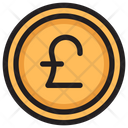 Pound Sterling British Pound Currency Icon