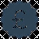Pound Tag Icon